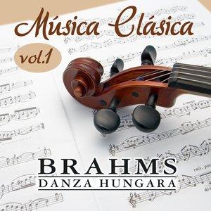 Image for 'Brahms Musica Clasica  Vol. 1'