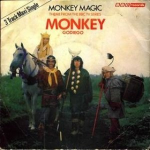 Image for 'Monkey Magic'