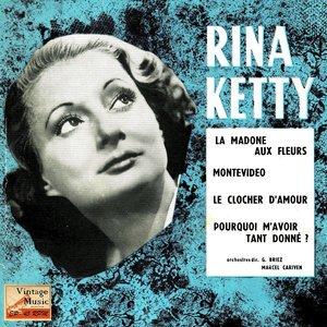 "Image for 'Vintage French Song Nº 92 - EPs Collectors, ""La Madone Aux Fleurs""'"