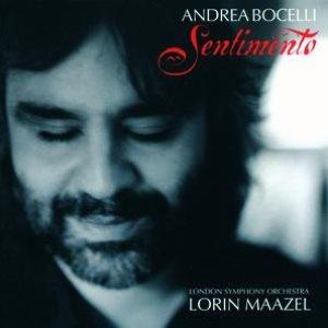 Imagem de 'Andrea Bocelli - Sentimento (International/US version)'