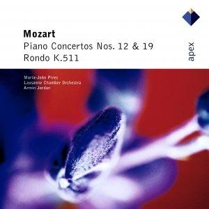 Imagem de 'Mozart : Piano Concertos 12, 19 & Rondo'