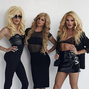 Image for 'Willam, Courtney & Alaska'