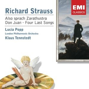 Image pour 'Strauss: Also sprach Zarathustra/Don Juan/4 Last Songs etc'