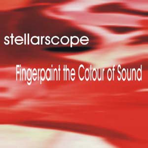 Image for 'fingerpaint the colour of sound'