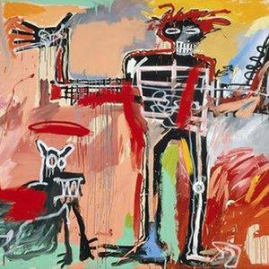 Image for 'Coati Mundi + Jean-Michel Basquiat'