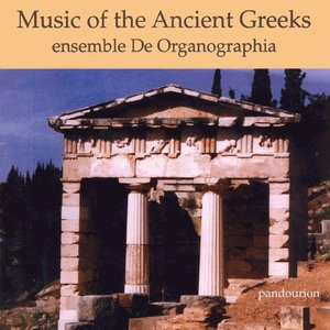 Image pour 'Music of the Ancient Greeks'