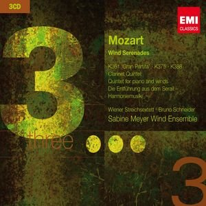 Image for 'Mozart: Serenades, Quintets, etc.'