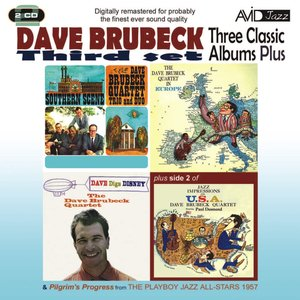 Image for 'The Dave Brubeck Quartet In Europe: Wonderful Copenhagen'