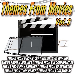 Image for 'Theme From Movies Vol. 3'