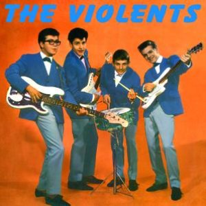 Image for 'The Violents 1961-1963'