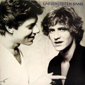 """Larsen-Feiten Band""的封面"