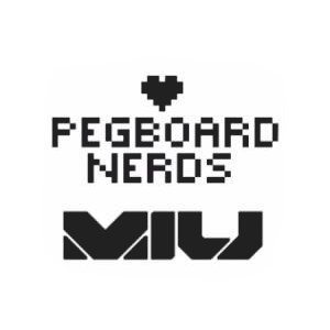 Image for 'Pegboard Nerds & Miu'
