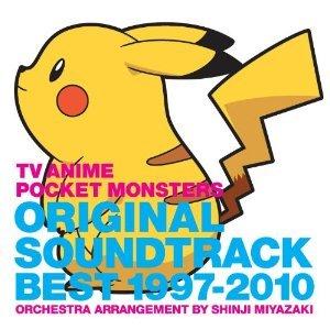 Image for 'TV Anime Pocket Monsters Original Soundtrack Best 1997-2010'