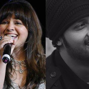 Image for 'Atif Aslam & Alisha Chinoy'