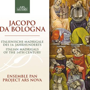 Image for 'Jacopo da Bologna: Italian Madrigals of the 14th Century'