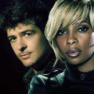 Imagen de 'Robin Thicke & Mary J. Blige'