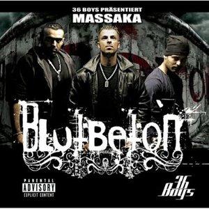 Image for 'Blutbeton'