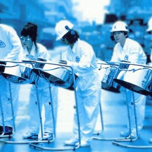 Image for 'Astro Age Steel Orchestra'