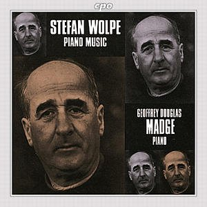 Image for 'Wolpe: Piano Music'