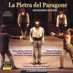 Bild für 'Rossini: La Pietra Del Paragone'