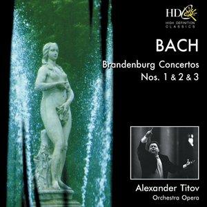 Image for 'Brandenburg Concerto No.1 in F Major, BWV 1046 : III. Allegro'
