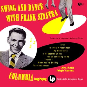Image pour 'Swing And Dance With Frank Sinatra'