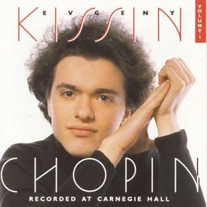 Imagen de 'Volume 1, Chopin:  Recorded at Carnegie Hall'