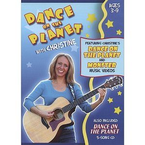 Image for 'Dance on the Planet with Christine'