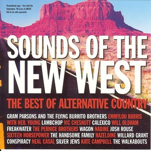 Image for 'Uncut 1998.09: Sounds of the New West'