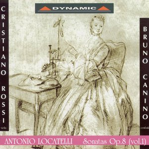 Image for 'Locatelli, P.A.: Violin Sonatas, Op. 8, Nos. 1-6'