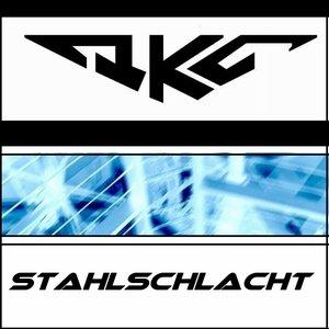 """Stahlschlacht""的封面"