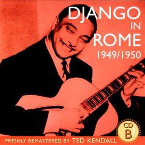 Image for 'Django In Rome 1949/1950 - CD B'