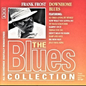 Image for 'The Blues Collection 52: Downhome Blues'