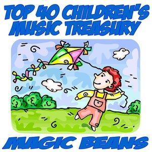 Immagine per 'Top 40 Children's Music Treasury'
