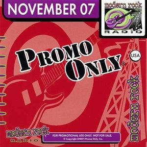 Image for 'Promo Only: Modern Rock Radio, November 2007'