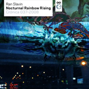 Imagem de 'Nocturnal Rainbow Rising'