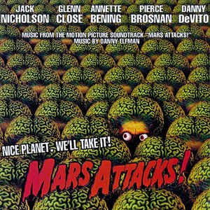 Image for 'Mars Attacks!'