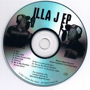 Image for 'Illa J EP'