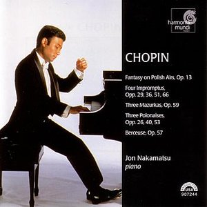 Image for 'Chopin: Fantaisie-Impromptu, Op. 66'