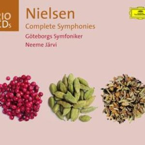 Image for 'Nielsen: The Six Symphonies (3 CD's)'
