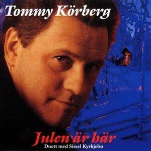 Image pour 'Tommy Körberg - Julen är här'