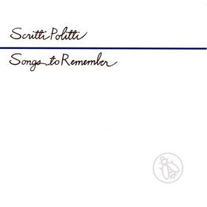 Image for 'Songs To Remember'