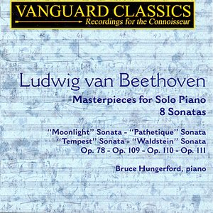 Image for 'Beethoven: Masterpieces for Solo Piano'