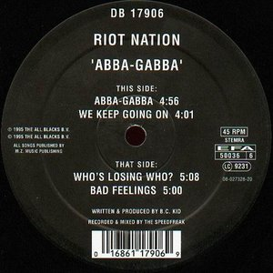 Image for 'Abba-Gabba'