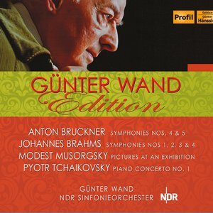 Image for 'Gunter Wand Edition (NDR)'