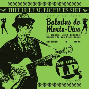 Image for 'Baladas do Morto-Vivo'