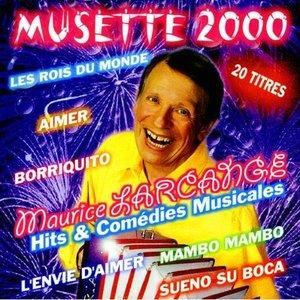 Image pour 'Musette 2000 ( Hits Et Comédies Musicales)'