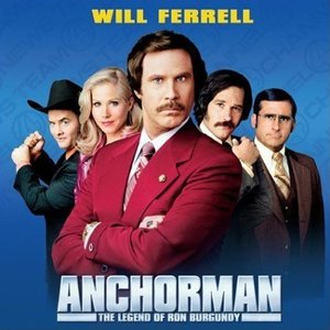 Image for 'Anchorman: The Legend of Ron Burgundy'
