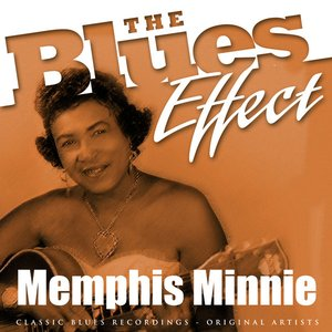 Immagine per 'The Blues Effect - Memphis Minnie'