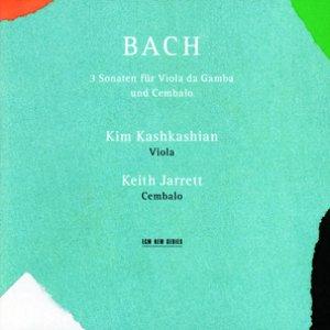 Image for 'Bach: Drei Sonaten für Viola da Gamba und Cembalo'